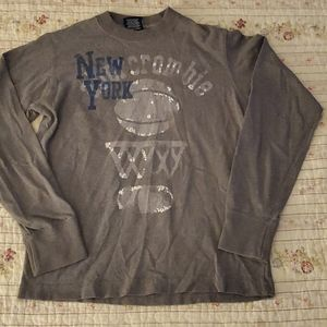 Abercrombie long sleeve tee